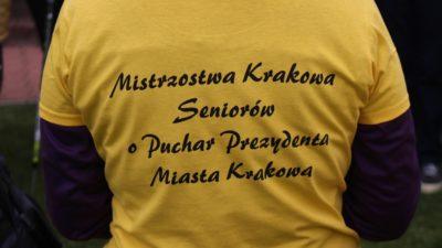 III Mistrzostwa Krakowa Seniorów 60+ o Puchar Prezydenta Miasta Krakowa
