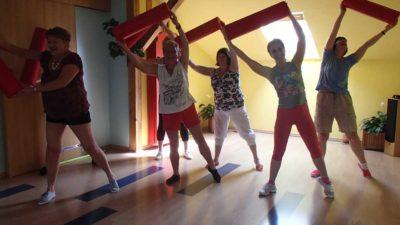 Droga do zdrowia z TKKF – Ćwiczenia prozdrowotne 50+