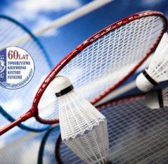 """XVI  Otwarte  Mistrzostwa  Małopolskiego TKKF w  badmintonie """"o Złotą  Rakietkę"""""""