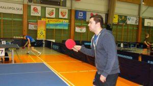 XXVI Mistrzostwa Małopolskiego TKKF w tenisie stołowym – Kraków 08.04.2018