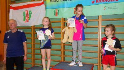 Podsumowanie XXVI Mistrzostw Małopolskiego TKKF w tenisie stołowym – Kraków 08.04.2018