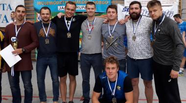 Liga Małopolskiego TKKF w siatkówce kobiet i mężczyzn sezon 2018/2019