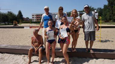 XV Otwarte Mistrzostwa Małopolskiego TKKF w siatkówce plażowej kobiet i mężczyzn – eliminacje strefa Kraków