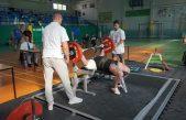 XVI Ogólnopolskie Mistrzostwa Małopolskiego TKKF w Wyciskaniu Leżąc Klasycznym i  IV  w Trójboju Siłowym Klasycznym