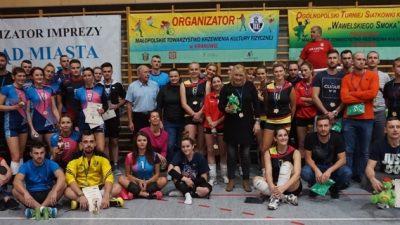 """XVI Ogólnopolski Turniej Siatkówki Kobiet i Mężczyzn """"Wawelskiego Smoka"""""""
