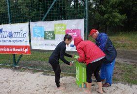 Finały Wojewódzkie XV  Mistrzostw MTKKF w siatkówce plażowej kobiet i mężczyzn 2019