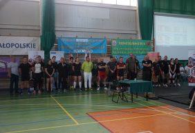 XVI Ogólnopolskie Mistrzostwa Małopolskiego TKKF w wyciskaniu sztangi klasycznym i IV w trójboju siłowym klasycznym 2019