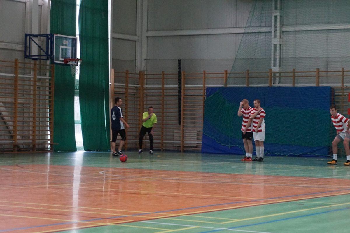 Wojewódzki Finał Małopolskiej Ligi TKKF  w Halowej Piłce Nożnej 2018