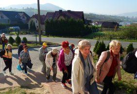 """""""Marsz dla zdrowia"""" w ramach Światowego Dnia Marszu Tafisa – Raciechowice 2018"""