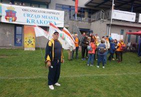 Mistrzostwa Krakowa Seniorów 60+o Puchar Prezydenta Miasta 17.09.19 cz. I