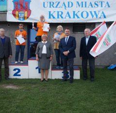 Wyniki V Mistrzostw Krakowa Seniorów 60+ o Puchar Prezydenta Miasta