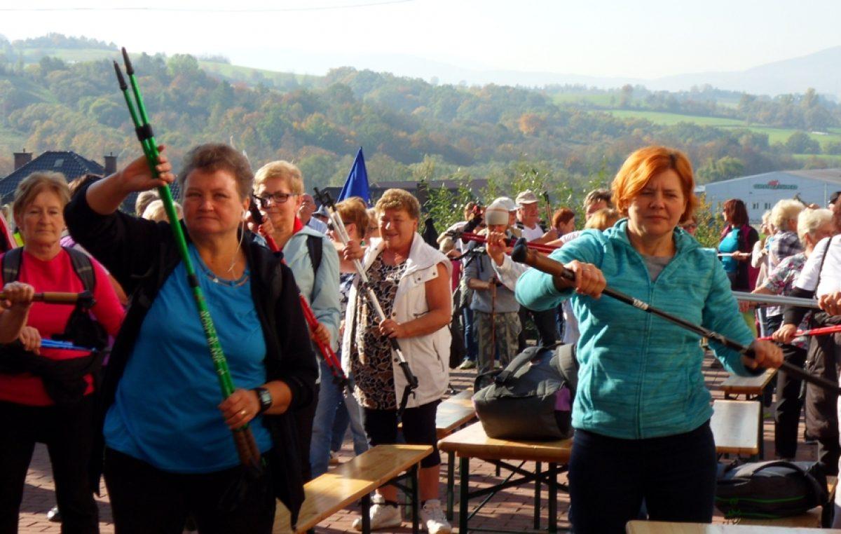 """""""Marsz dla zdrowia"""" W ramach Światowego Dnia Marszu TAFISA"""
