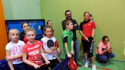 """Cykl otwartych turniejów """"GRAND PRIX"""" Małopolskiego TKKF w tenisie stołowym – Jesień 2019"""