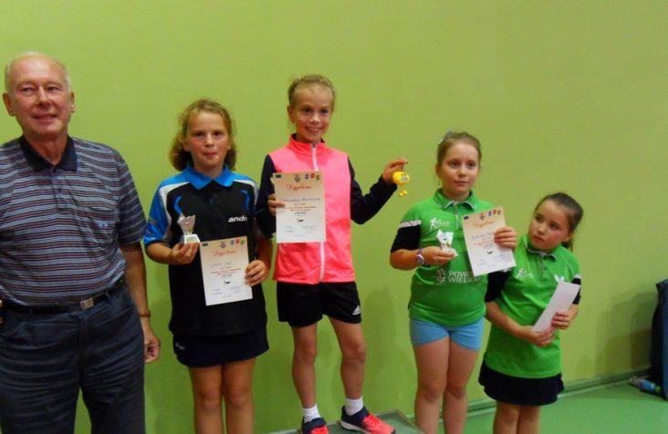 Wyniki Turnieju Grand Prix w tenisie stołowym – Lato 2019